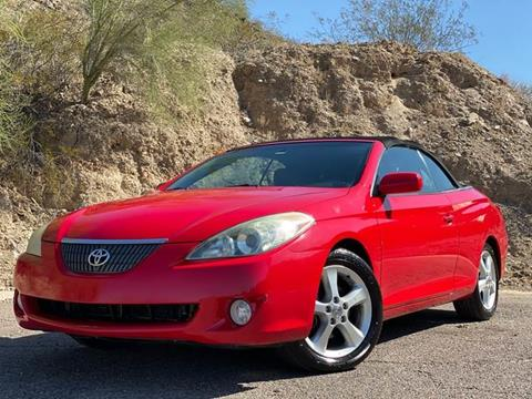2005 Toyota Camry Solara for sale in Phoenix, AZ
