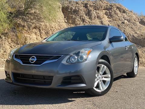 2012 Nissan Altima for sale in Phoenix, AZ