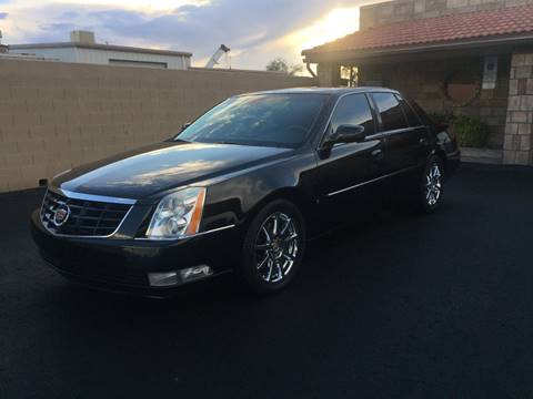 2008 Cadillac DTS for sale in Phoenix, AZ