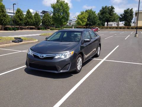 2012 Toyota Camry for sale in Charlotte, NC