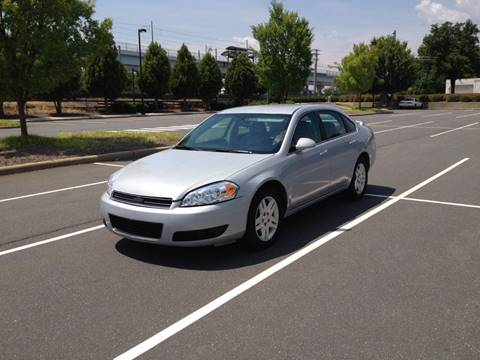 2006 Chevrolet Impala for sale in Charlotte, NC