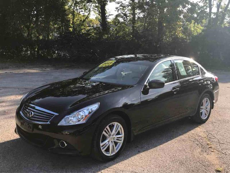 2011 infiniti g37 sedan g37x sedan 4d in lexington ky. Black Bedroom Furniture Sets. Home Design Ideas