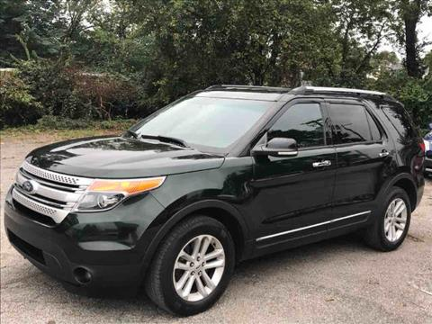 2013 Ford Explorer for sale in Lexington, KY