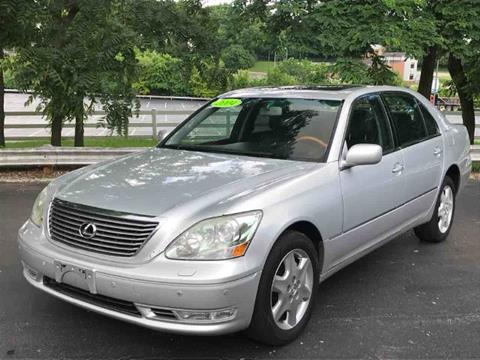 2004 Lexus LS 430 For Sale In Lexington, KY