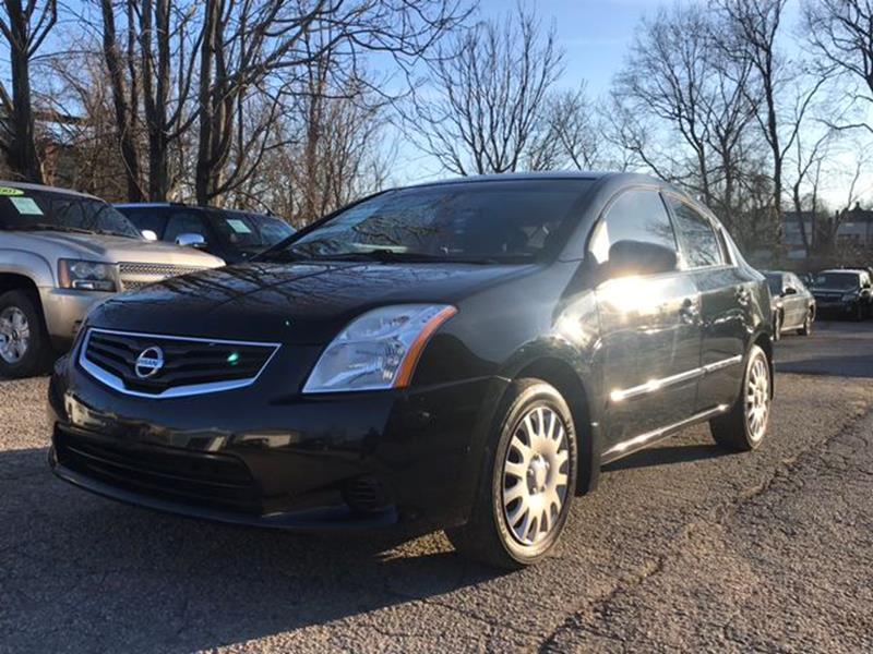 Nissan Lexington Ky >> 2012 Nissan Sentra Sl Sedan 4d In Lexington Ky Empire Auto