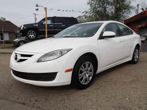 2010 Mazda MAZDA6 for sale in Dearborn Heights, MI