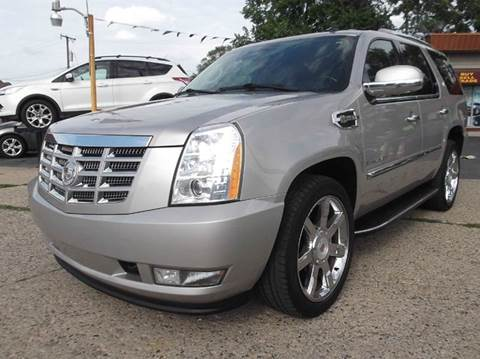 2009 Cadillac Escalade Hybrid for sale in Dearborn Heights, MI