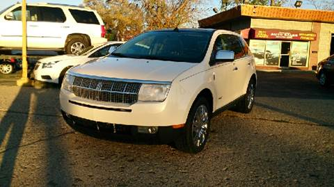 2008 Lincoln MKX for sale in Dearborn Heights, MI
