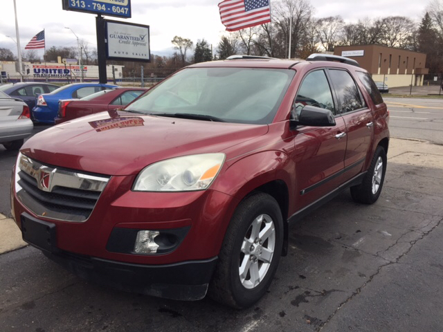 2007 Saturn Outlook XE 4dr SUV - Dearborn Heights MI