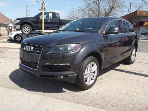 2009 Audi Q7 for sale in Dearborn Heights, MI