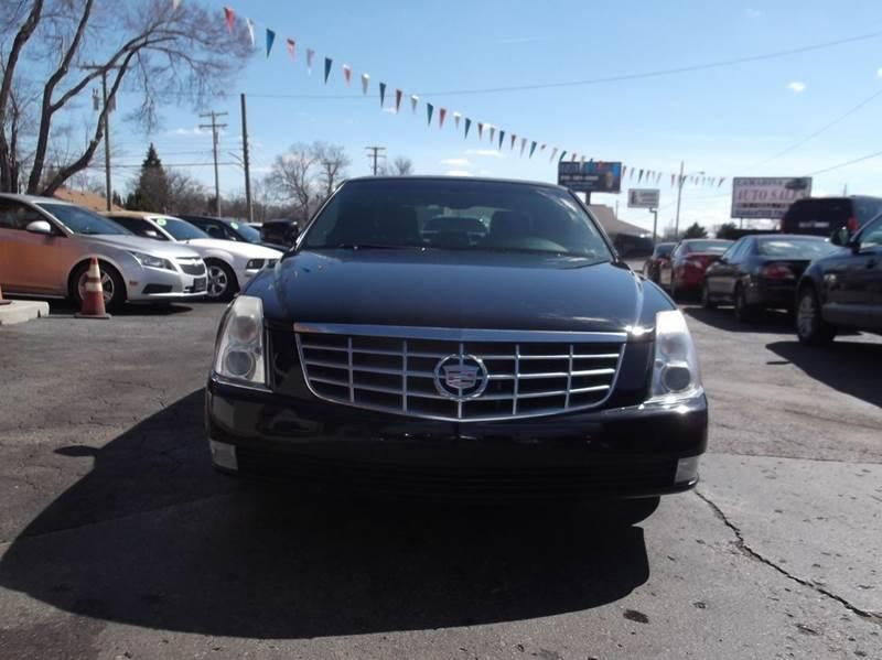2006 Cadillac DTS Luxury II 4dr Sedan - Dearborn Heights MI