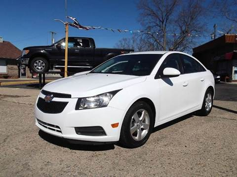 2012 Chevrolet Cruze for sale in Dearborn Heights, MI