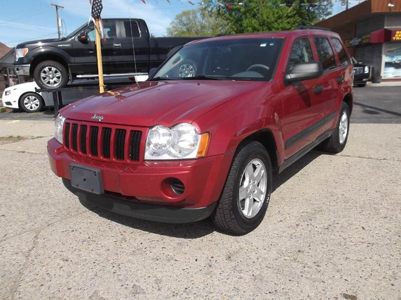 2006 Jeep Grand Cherokee Laredo 4dr SUV 4WD - Dearborn Heights MI