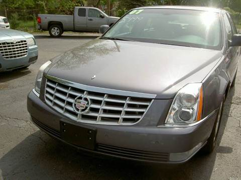 2007 Cadillac DTS for sale in Dearborn Heights, MI