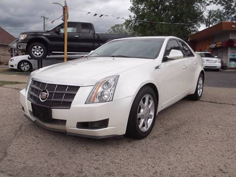 2008 Cadillac CTS for sale in Dearborn Heights, MI
