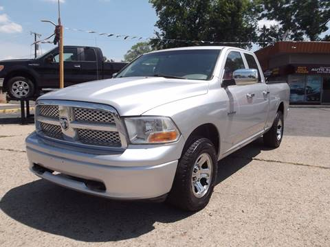 2009 Dodge Ram Pickup 1500 for sale in Dearborn Heights, MI
