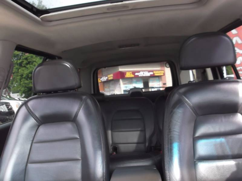 2002 Ford Explorer Limited 4WD 4dr SUV - Dearborn Heights MI