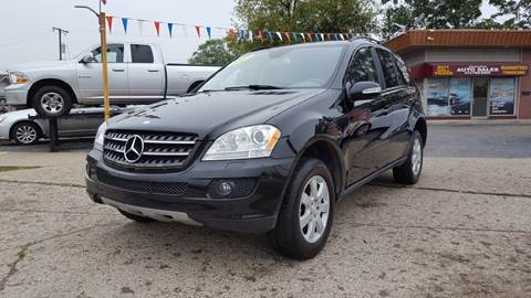 2007 Mercedes-Benz M-Class for sale in Dearborn Heights, MI
