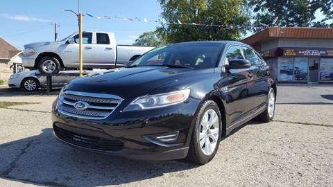 2010 Ford Taurus for sale in Dearborn Heights, MI