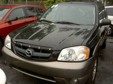 2004 Mazda Tribute for sale in Dearborn Heights, MI