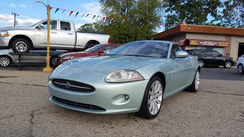 2007 Jaguar XK-Series for sale in Dearborn Heights, MI