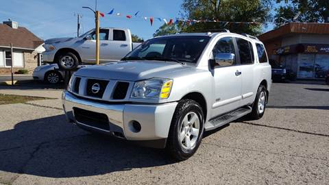 2006 Nissan Armada for sale in Dearborn Heights, MI