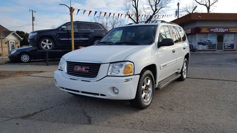 2003 GMC Envoy for sale in Dearborn Heights, MI