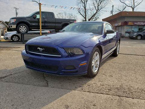 2013 Ford Mustang for sale in Dearborn Heights, MI