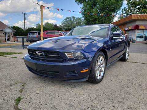 2010 Ford Mustang For Sale >> 2010 Ford Mustang For Sale In Dearborn Heights Mi