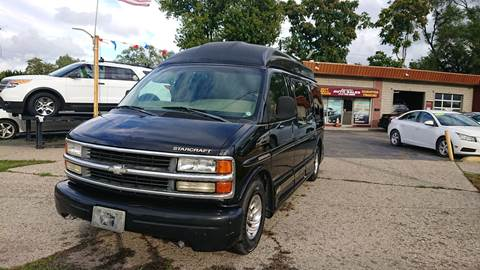 2002 Chevrolet Express Cargo for sale in Dearborn Heights, MI