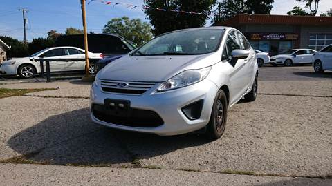 2011 Ford Fiesta for sale in Dearborn Heights, MI