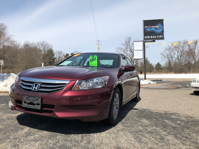 2012 Honda Accord for sale at Hwy 13 Motors in Wisconsin Dells WI