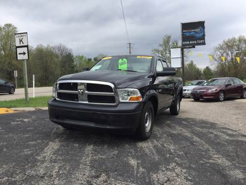 2010 Dodge Ram Pickup 1500 for sale at Hwy 13 Motors in Wisconsin Dells WI