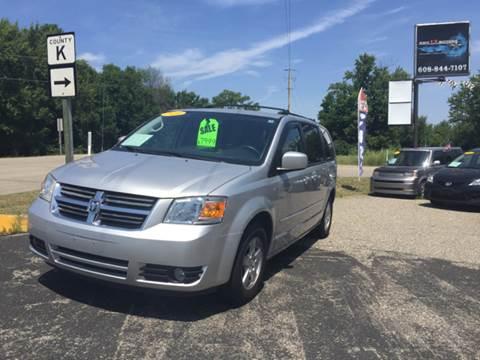 2010 Dodge Grand Caravan for sale at Hwy 13 Motors in Wisconsin Dells WI