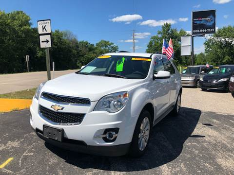 2011 Chevrolet Equinox for sale at Hwy 13 Motors in Wisconsin Dells WI