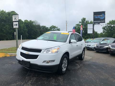 2010 Chevrolet Traverse for sale at Hwy 13 Motors in Wisconsin Dells WI