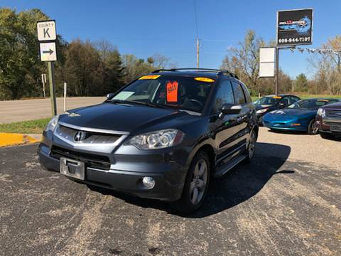 2007 Acura RDX for sale at Hwy 13 Motors in Wisconsin Dells WI
