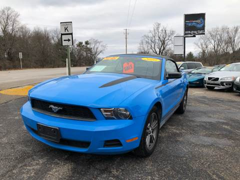 2010 Ford Mustang for sale at Hwy 13 Motors in Wisconsin Dells WI