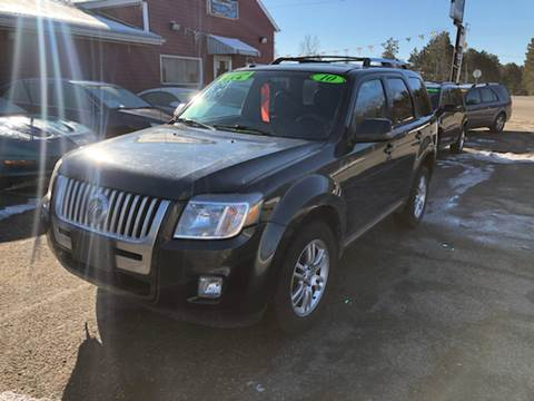 2010 Mercury Mariner for sale at Hwy 13 Motors in Wisconsin Dells WI