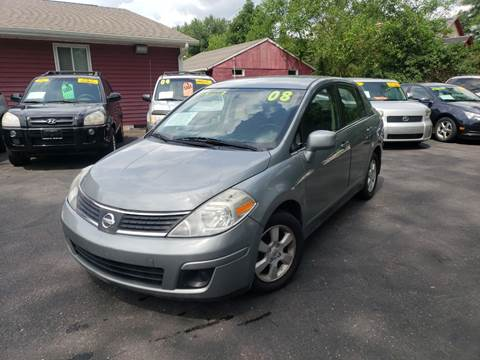 2008 Nissan Versa for sale in Wisconsin Dells, WI
