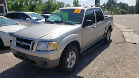 2003 Ford Explorer Sport Trac for sale in Wisconsin Dells, WI