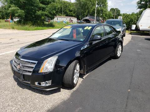 2008 Cadillac CTS for sale in Wisconsin Dells, WI