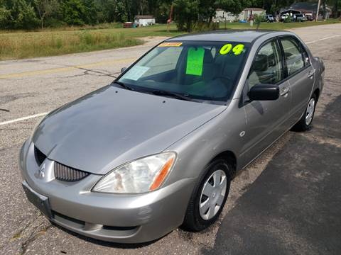2004 Mitsubishi Lancer for sale in Wisconsin Dells, WI