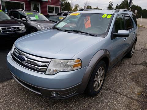 2008 Ford Taurus X for sale in Wisconsin Dells, WI