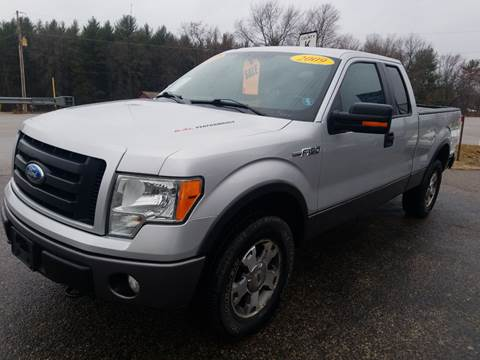 2009 Ford F-150 FX4 for sale at Hwy 13 Motors in Wisconsin Dells WI