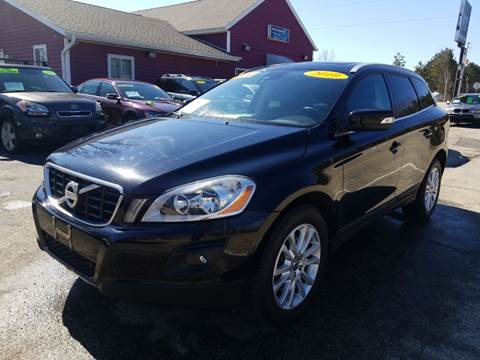 2010 Volvo XC60 T6 for sale at Hwy 13 Motors in Wisconsin Dells WI