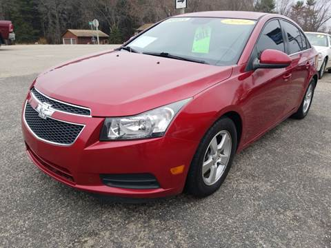 2014 Chevrolet Cruze 1LT Auto for sale at Hwy 13 Motors in Wisconsin Dells WI