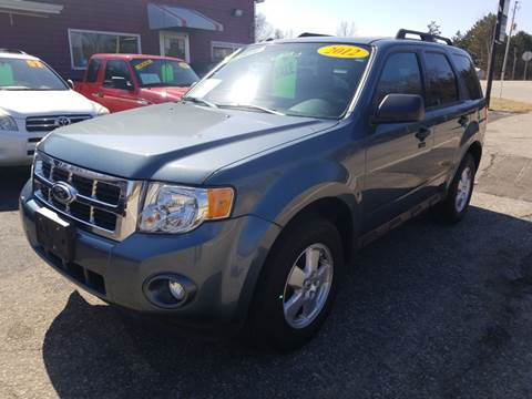 2012 Ford Escape XLT for sale at Hwy 13 Motors in Wisconsin Dells WI