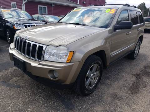 2005 Jeep Grand Cherokee Limited for sale at Hwy 13 Motors in Wisconsin Dells WI