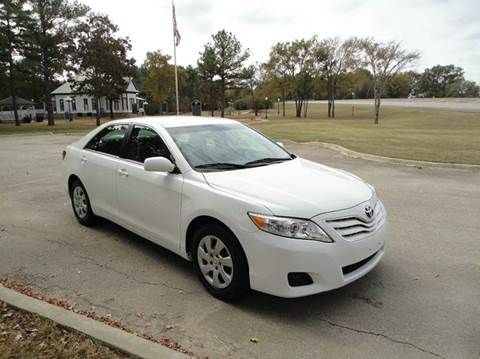 2011 Toyota Camry for sale at Preferred Auto Sales in Tyler TX